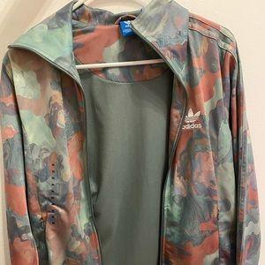 Adidas Watercolor Jacket